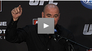 Hear what UFC® President Dana White had to say about the legal troubles of lightweight Jeremy Stephens, and its affect on Stephens' bout with Yves Edwards at UFC® on FX.