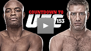The sport's most proven finisher meets a man who's never been finished. Two unstoppable forces will meet in the Octagon as Anderson Silva and Stephan Bonnar prepare for UFC 153.