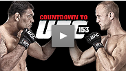 Heavyweight legend Minotauro Nogueira takes on the dangerous Dave Herman in a high-velocity collision of grappler vs. striker in Rio.