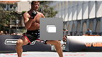 UFC&reg; 153 Open Workouts Photo  Gallery
