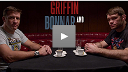 Forrest Griffin and Stephan Bonnar continue to put their heads together to come up with a game plan for Bonnar's upcoming main event against Anderson Silva.