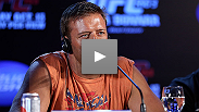"""Once in a while, big opportunities come along."" Hear from Anderson Silva and Stephan Bonnar at the UFC 153 pre-fight press conference."
