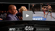 Georges St-Pierre is wired for sound in UFC 143 as Carlos Condit and Nick Diaz battle for the interim welterweight belt. See St-Pierre's reaction to the epic fight and hear his exclusive commentary about his next opponent.