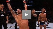 Lightweight Cristiano Marcello and middleweight Chris Camozzi discuss their big victories at UFC 153.