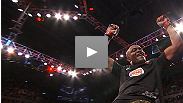 And the legend continues to grow. Anderson Silva discusses his first-round stoppage of the always-tough Stephan Bonnar.