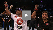 Minotauro Nogueira demonstartes the effectiveness of jiu-jitsu, handing Dave Herman the first submission loss of his career. The MMA legend discusses how it felt to win in front of a hometown crowd at UFC 153.