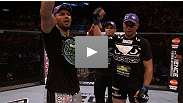 In yet another hard-hitting performance, Glover Teixeira battered the game Fabio Maldonado for two rounds before earning a TKO victory. Teixeira discusses his performance, his opponent, and who he'd like to fight next.