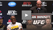 Video highlights from the UFC 153 post-fight press conference.