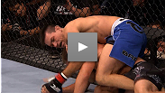 Demian Maia improves to 2-0 at welterweight, submitting Rick Story in the first round. Hear what he had to say about his performance.