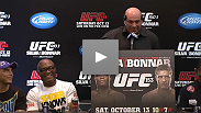 Watch the full UFC 153 post-fight press conference