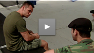 "Middleweight Champion Rich Franklin offers some controversial advice. Matt ""The Terror"" Serra finally gets his chance to enter the Octagon™ in the last welterweight preliminary fight of the series."
