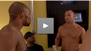 Shonie decides to practice with the opposing team. UFC&reg; Light Heavyweight champion Chuck Liddell joins the training staff. And Patrick Cot&ecirc; faces Jorge Rivera in the final middleweight preliminary bout.