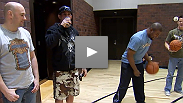 Forrest and Rampage go head-to-head in the Coaches&rsquo; Challenge. Tim Credeur intervenes to save his pal Jesse Taylor when alcohol transforms him into a crazy, drunken animal. Then the two friends must face-off in the Octagon for the first semifinal fight.