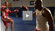 A coach steps in as the pranks go too far. Team Nogueira trains with UFC World Champion Anderson Silva before two more light heavyweights face off in the Octagon.