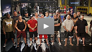 This season of the Ultimate Fighter features heavyweights including superstar street fighter Kimbo Slice.  Coaches Rampage Jackson and Rashad Evans continually argue before picking teams.  The first preliminary fight takes place.