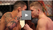 Teams react after Cruz picks two top fighters to face off early in the competition. Cruz trains number one pick Justin Lawrence as Faber prepares Brazilian jiu-jitsu veteran Cristiano Marcello for their highly-anticipated clash in the Octagon.