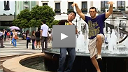 Former champions and UFC On FUEL TV 6 main event headliners Rich Franklin and Cung Le square off in the UFC's first-ever event in China. See their Chinese adventure and watch as they train for the fight of their lives.
