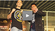 "Hear from former UFC middleweight champion Rich ""Ace"" Franklin, former Strikeforce® middleweight champion, welterweight contender ""Stun Gun"" Dong Hyun Kim and China's own lightweight contender ""The Wolf"" Tiequan Zhang at the UFC Macao press conference."