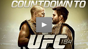 Two dominant welterweight champions -- on a collision course for over a year -- will finally get their day in the Octagon this Saturday. Don't miss Georges St-Pierre's return against Carlos Condit at UFC 154.