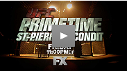 Get a preview of the 2nd episode of the highly anticipated UFC Primetime. Go inside the personal lives and training camps of welterweight champion Georges St-Pierre and interim champion Carlos Condit in the days leading up to their title fight at UFC 154.
