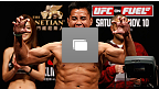 UFC&reg; Macao: Franklin vs. Le Weigh-in Photo Gallery