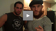 Tom Lawlor goes to great lengths to get inside the head of his UFC 154 opponent Francis Carmont in this edition of Fighter Diary.