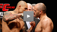 Birthday boy Thiago Silva talks about his come-from-behind submission victory over Stanislav Nedkov at UFC Macao: Franklin vs. Le.