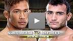 Combat pr&eacute;liminaire de l&#39;UFC on FUEL TV : Yasuhiro Urushitani vs John Lineker