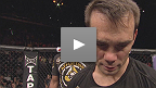 UFC Macao : Entrevue d&#39;apr&egrave;s-combat de Rich Franklin