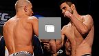 UFC&reg; 154 Weigh-In Gallery