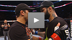 UFC 154:  Diabate, Cote e Sakara, interviste post match