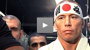 Pénétrez dans les coulisses de l'UFC 154 : St-Pierre vs Condit.