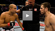 BJ Penn shows why he deserved to wear the UFC lightweight strap inside the deep waters of his UFC 101 title fight against Kenny Florian.