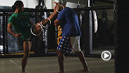 Watch Benson Henderson's moves in ultra-slow motion, as the UFC's Lightweight Champion teaches his most powerful techniques with lasting impact