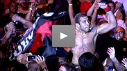 UFC featherweight champion Jose Aldo talks about overcoming injury and preparing to fight Frankie Edgar in the main event of UFC 156.