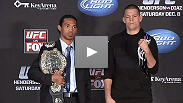 Watch the official pre-fight press conference for UFC on FOX: Henderson vs. Diaz.