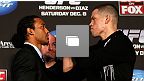 UFC® on FOX Henderson vs Diaz Press Conference Gallery