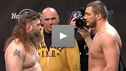 Watch the official weigh-ins for the TUF 16 Finale.