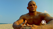 UFC middleweight Hector Lombard describes his long journey in the world of MMA.