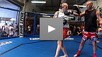UFC on FX 6: Open Workouts with the TUF Smashes Finalists