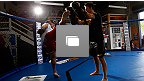 UFC on FX: Sotiropoulos vs Pearson Open Workouts Photo Gallery