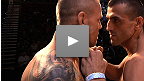 UFC on FX 6: Main Event Weigh-in Staredown