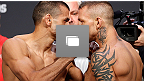 Fotos da pesagem do UFC: Sotiropoulos vs Pearson