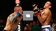 Fotos do UFC: Sotiropoulos vs Pearson em 15 de dezembro, 2012 no Gold Coast Convention & Exhibition Centre in Gold Coast, Austrália. (Foto de Josh Hedges/Zuffa LLC/Zuffa LLC via Getty Images)