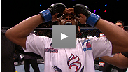 Hear from Mike Rio and an exuberant Hugo Viana following their victories at the Ultimate Fighter 16 Finale.