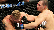 """It all blew up that night."" Cain Velasquez recounts his breakthrough performance: Facing Brock Lesnar for the UFC heavyweight title at UFC 121."