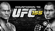 Heavyweight powerhouses Junior dos Santos and Cain Velasquez renew their rivalry at the last event of the year. Watch the countdown to UFC 155: Dos Santos vs. Velasquez II.