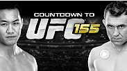 Hard-hitting middleweights Tim Boetsch and Costa Philippou lock horns, plus Alan Belcher looks to get revenge against Yushin Okami at UFC 155. Watch the Countdown to UFC 155: Dos Santos vs. Velasquez II.