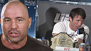 Joe Rogan is back to riff on the art of trash talking -- hear why it's one of the most crucial fighting tactics around and which fighters have made a career out of it.