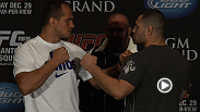 Watch some of the best moments from the UFC 155 pre-fight press conference, featuring Junior dos Santos, Cain Velasquez, and Dana White.